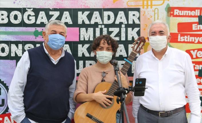 Boğaz'da Müzik ve Cumhuriyet Coşkusu