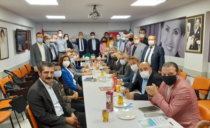 İYİ Parti İstanbul İl Başkanı Buğra Kavuncu, Sarıyer'e Sözünü Tuttu…