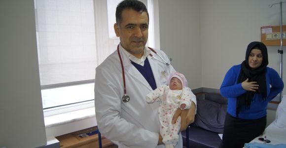 570 Gram'lık Akdeniz Bebek Avrasya Hospital ile hayata tutundu