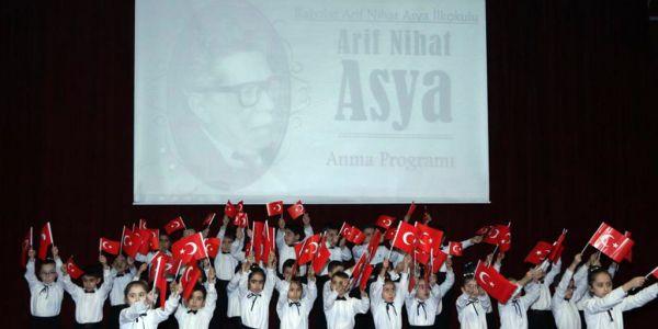 Arif Nihat Asya Vefatının 44. Yılında, Eserleriyle Anıldı
