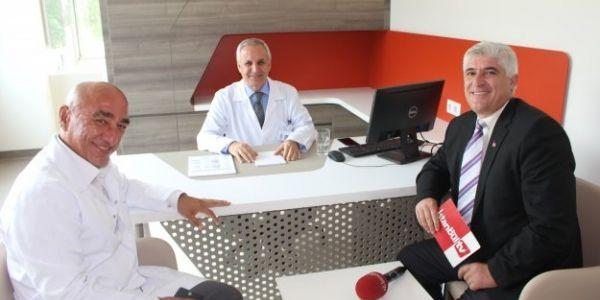 Avrasya Gaziosmanpaşa  Küçükköy Hasta Kabulüne Başladı