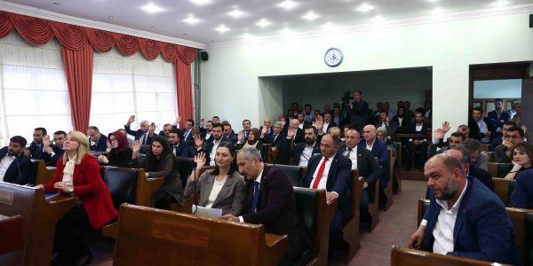 Bağcılar Belediyesi Meclisi Yeni Dönemin İlk Toplantısını Yaptı