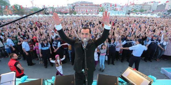 Bağcılar'da 19 Mayıs Ve Çevre Şöleni Coşkusu
