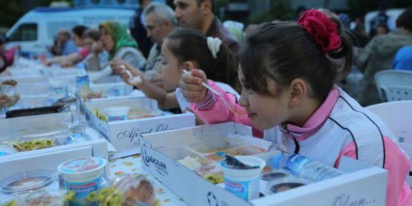 Bağcılar'da Ramazan Coşkusu