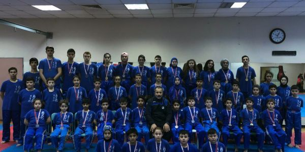 Bağcılarlı Kung-Fu Sporcuları 38 Madalya Kazandı