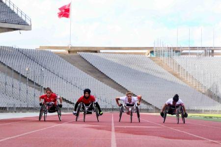 Bağcılarlı milli atletler Rio'da madalya için koşacak