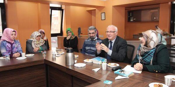 """Bilge Kadın Platformu üyeleri """"FETVA YOKUŞU"""" Kitabını Tartıştı!.."""