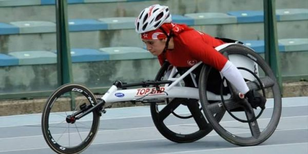 Engelli Milli Sporcularımız İtalya'da Rekorlara İmza Attılar