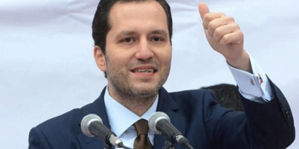 Fatih Erbakan Partisinin ilk Mitingini Eyüp Sultanda yapacak
