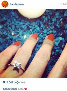 Hande Yener 13 Yaş Küçük Sevgilisinin Evlilik Teklifine Ne Dedi?