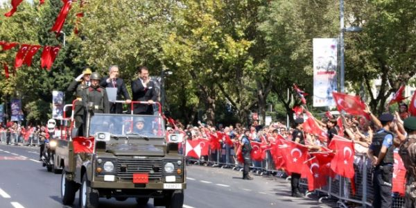 """İBB Başkanı İmamoğlu:  """"Milli birliğimiz hep büyüsün"""""""