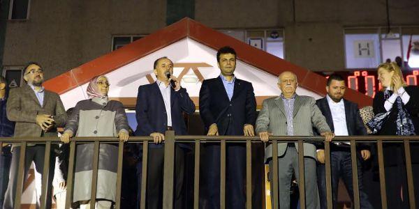İstanbul'da AK Parti'ye en çok oy Bağcılar'dan