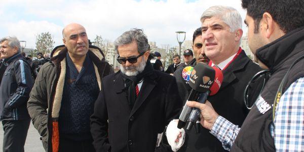 İYGAD'dan Başakşehir Belediyesine Siyah Çelenk!