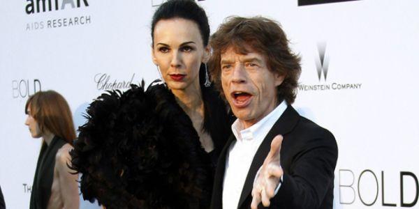 Mick Jagger'ın sevgilisi intihar etti