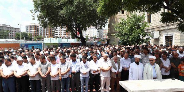 Mursi İçin Bağcılar'da Gıyabi Cenaze Namazı Kılındı