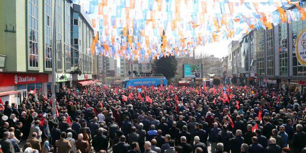 """Süleyman Soylu: """"Belediye Meclislerine Pkk'lıları Yazanlara Hep Beraber Ders Verelim"""""""