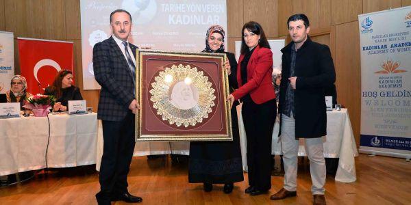"""""""Tarihe Yön Veren Kadınlar, anlatıldı"""""""