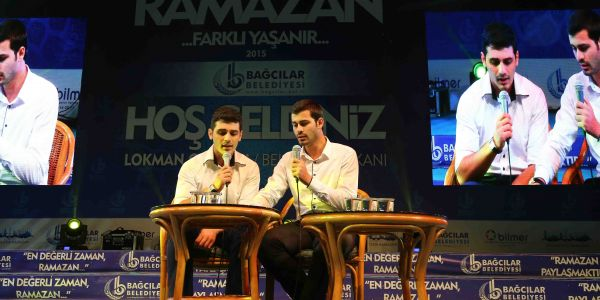 Türkiye'deki Ramazan Ruhunu Ülkemizde de Yaşıyoruz