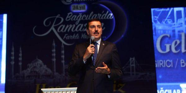 Türkiye'yi Parçalamak İsteyenlere Bağcılar Meydanı Gereken Cevabı Veriyor