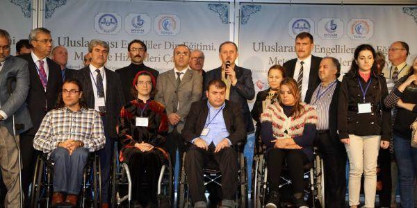 Uluslararası Din Eğitimi Çalıştayı'nda teröre karşı 'birlik' çağrısı