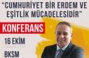Sarıyer'de Cumhuriyet Şöleni
