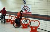 """Çevreci İstanbul Metrosuna """"Bisiklet Parkları"""""""