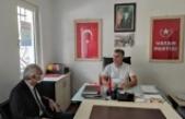 """Suntay: """"Üreten ve Altı Ok Programında Birleşen Bir Türkiye Hayal Ediyoruz"""""""