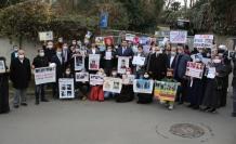 Saadet Partisi İstanbul İl Başkanlığı'ndan Uygur Türklerine Destek Ziyareti