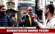 Vatandaştan ilginç tavsiye: ''Siyasetçiler Havuç Yesin!''