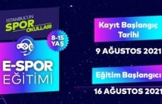 Türkiye'nin İlk Online E-SPOR Eğitimi Veren Kurumu Spor İstanbul
