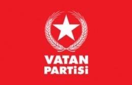 Vatan Partisi Öncü Kadın İstanbul İl Başkanlığı'ndan...