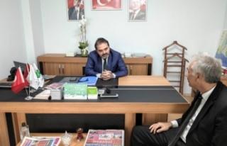 """İlçe Başkanı Ganioğlu: """"Büyük Bir İktidar..."""