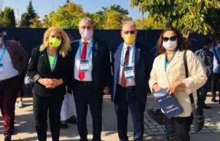 İYİ Parti Genel Başkanı Meral Akşener, Güven...