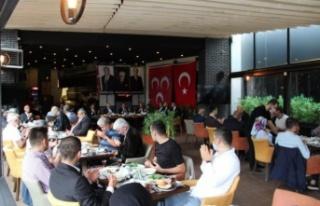 MHP Sarıyer Ayazağa Mahalle Teşkilatı'ndan...