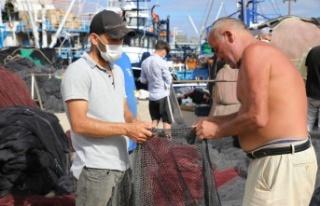 Sarıyer'li Balıkçılar '' Vira Bismillah''...