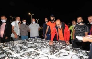 İmamoğlu Balıkçıları Uyardı