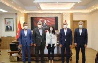 Başkan Genç Anadolu'da