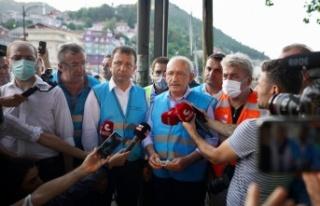 Selde Ailesini Kaybeden Gençten Kılıçdaroğlu'na...