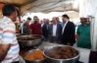 Bağcılar 1. Malatya Kayısı Festivali'ne ev sahipliği...