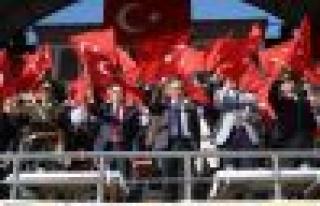 Bağcılar'da Cumhuriyet Bayramı Kutlamalarına...
