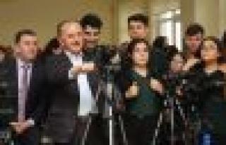 Bağcılar'da Film Stüdyosunu Aratmayan Sınıf...