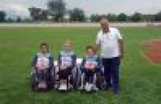 Bağcılarlı Engelli Atletler 15 Temmuz Yarışına...