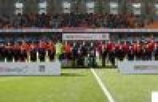 Bağcılarlı Engelliler, Yıldız Futbolcularla Serenomiye...