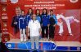 Bağcılarlı Karateciler Gençler Türkiye Şampiyonu...