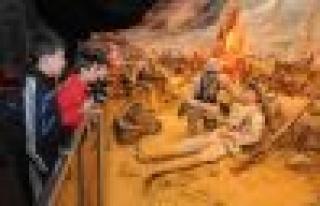 Çanakkale Müzesi'ne Ziyaretçi Akını