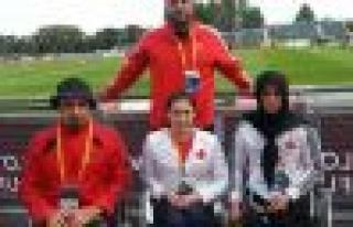 Engelli Milli Sporcularımız İtalya'da Yarışacak