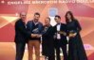 Engelsiz Mikrofon Radyo Ödülleri Görkemli Bir Törenle...