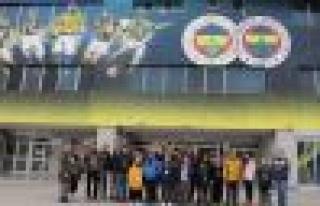 FenerbahçeSpor Kulübü Bağcılarlı engellileri...