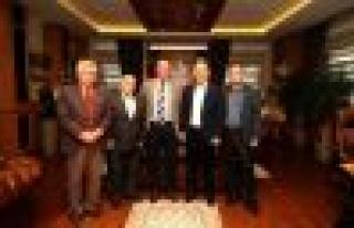 Gostivar'dan Bağcılar'a Kardeş Belediye Teklifi
