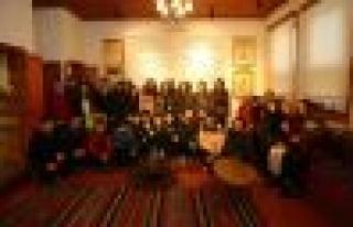 İstiklal Marşı'nın 98. Yılında Taceddin Dergahı...